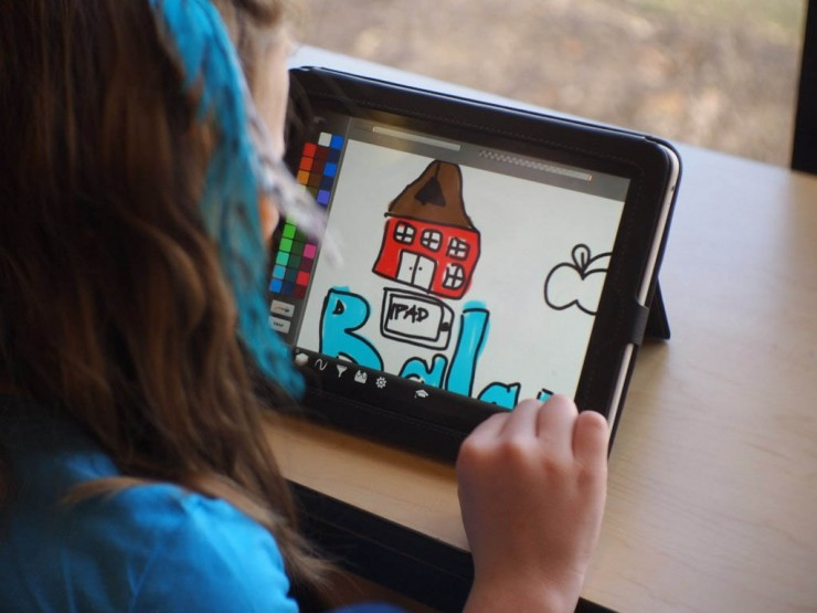 Defining The Optimum Positioning For Tablet Technology