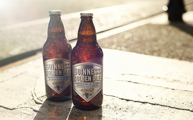 Guinness is Golden for You?